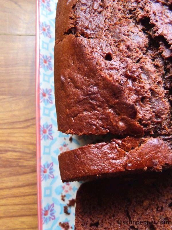 cake chocolat baane